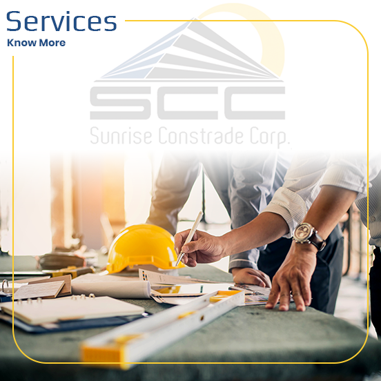 Civil Engineering and Construction Services by Sunrise Constrade Corp. - Engineering Company Toronto